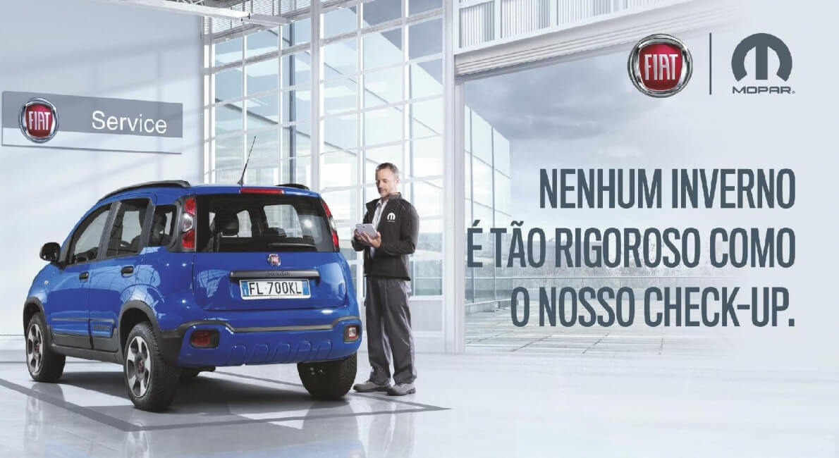 Check-Up Inverno Fiat