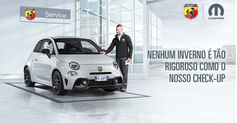 Check-Up Inverno Abarth