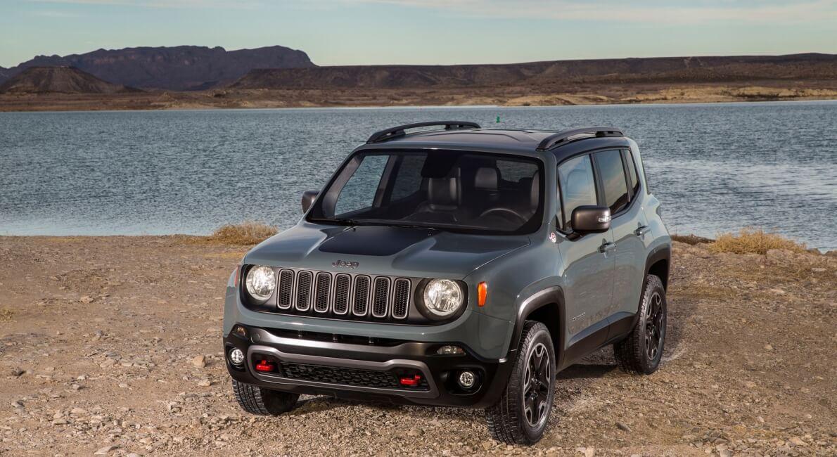 Novo Jeep Renegade