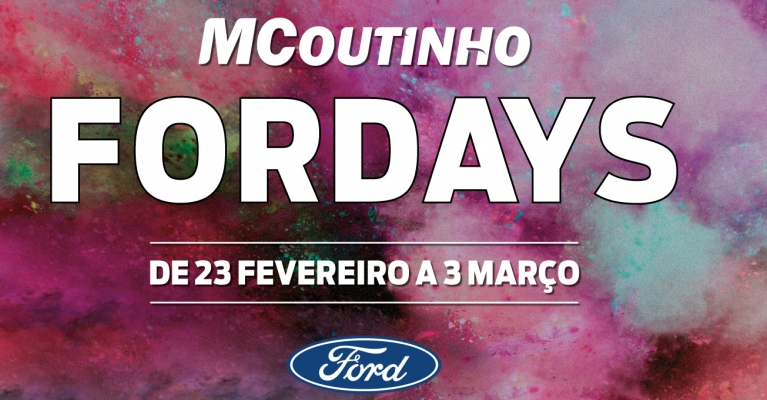 MCoutinho Fordays