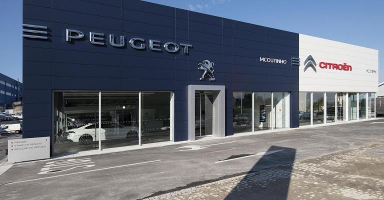 Nova Concessão Peugeot e Citroën no Porto