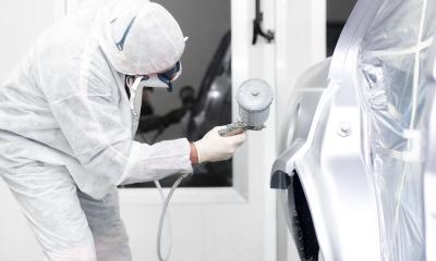 Reparação pintura e carroçaria