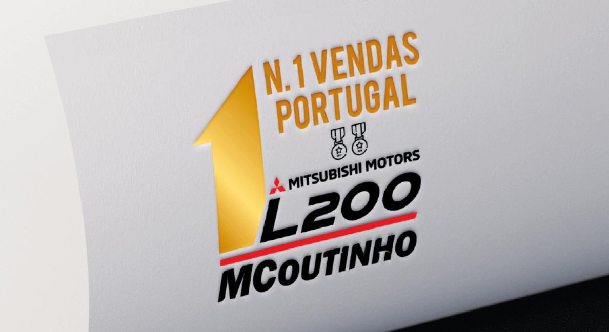 Somos líderes de vendas Mitsubishi L200