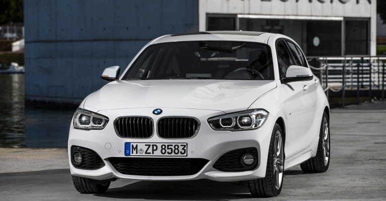 BMW Série 1 116D