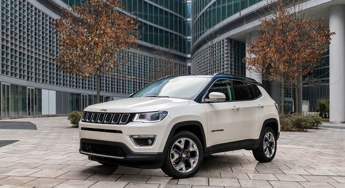 JEEP COMPASS DESDE 29.000€