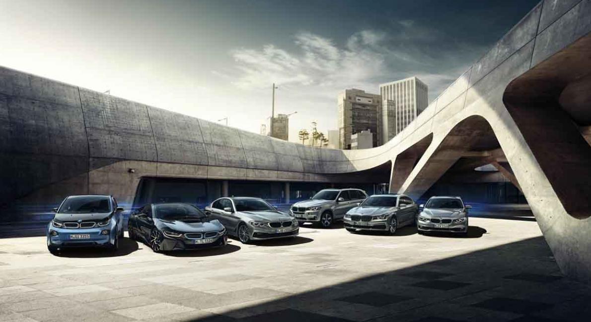 BMW I Performance