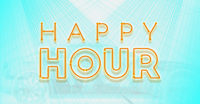 A Happy Hour da Feira Digital