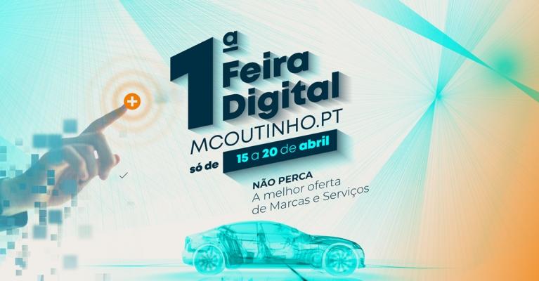 1ª Feira Digital MCoutinho