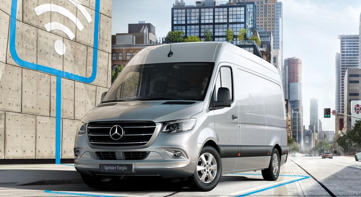 Novo Mercedes-Benz Sprinter
