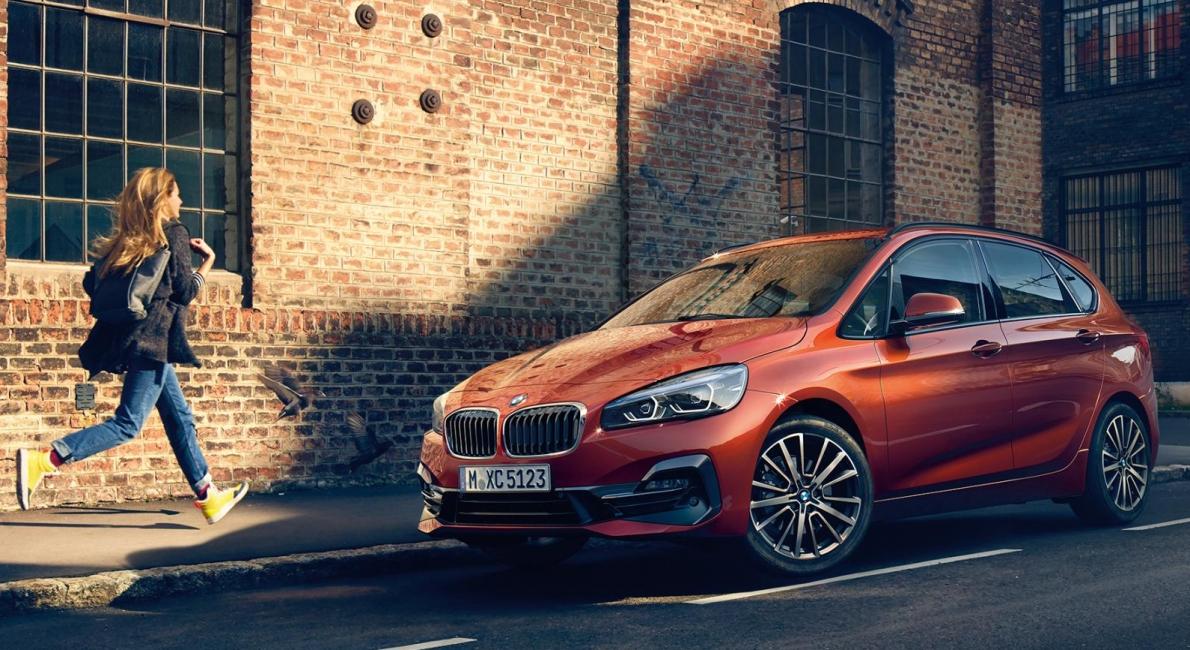 BMW 216D Active Tourer