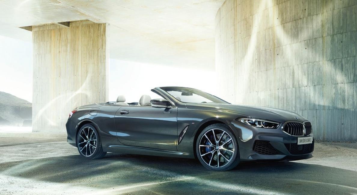 Novo BMW Série 8 Cabrio