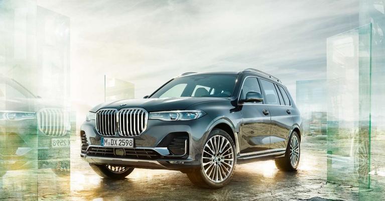 Novo BMW X7
