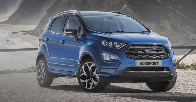 Ford EcoSport €99/MÊS