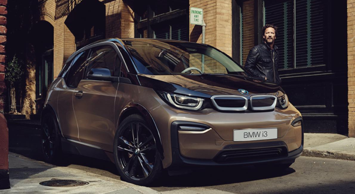BMW i3 & i3s TECH EDITION