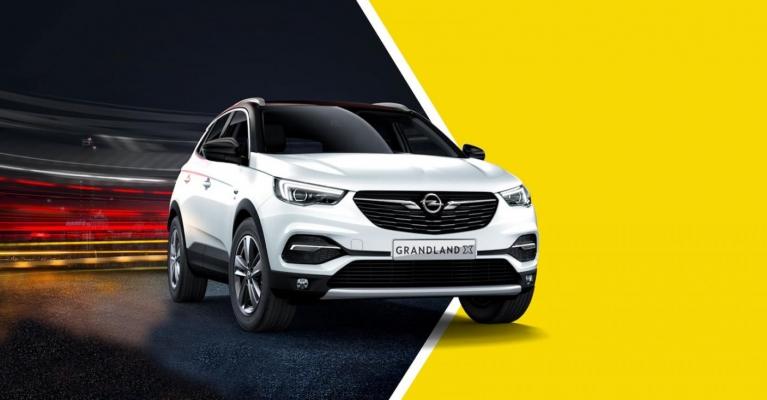 Opel Grandland X por 345€/mês