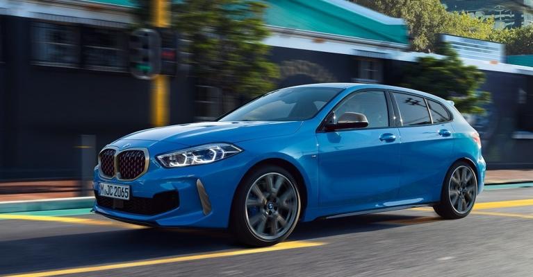 NOVO BMW SÉRIE 1