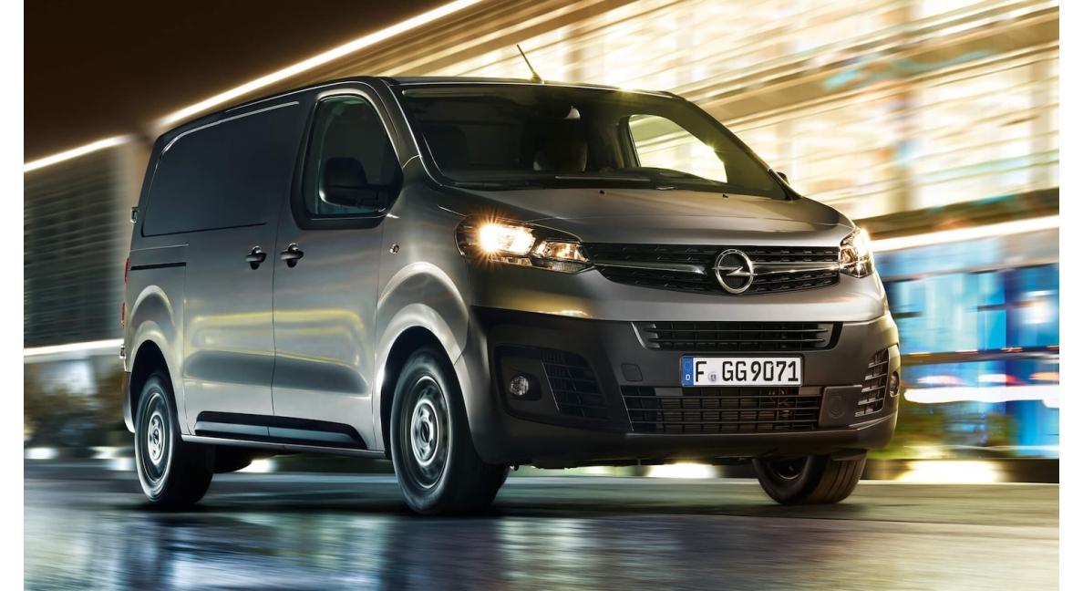 Novo Opel Vivaro