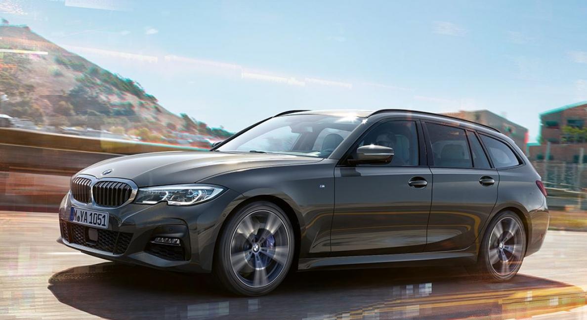 NOVO BMW SÉRIE 3 TOURING