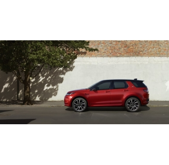 Novo Land Rover Discovery Sport