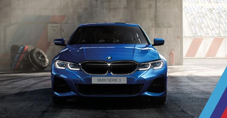 O SEU BMW ELEVADO A M