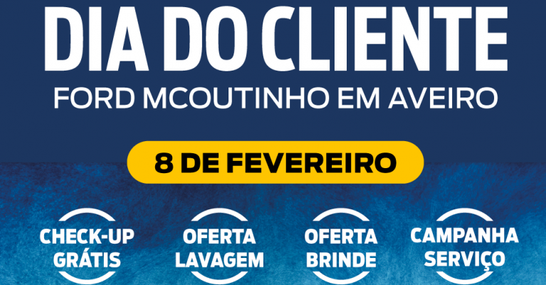 DIA DO CLIENTE FORD MCOUTINHO