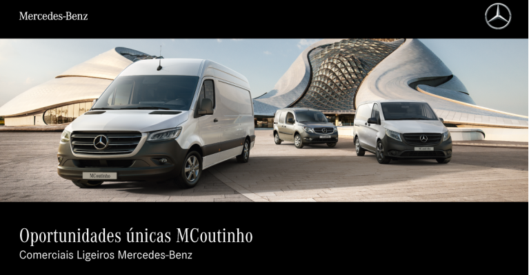 Campanha Comerciais Ligeiros Mercedes-Benz