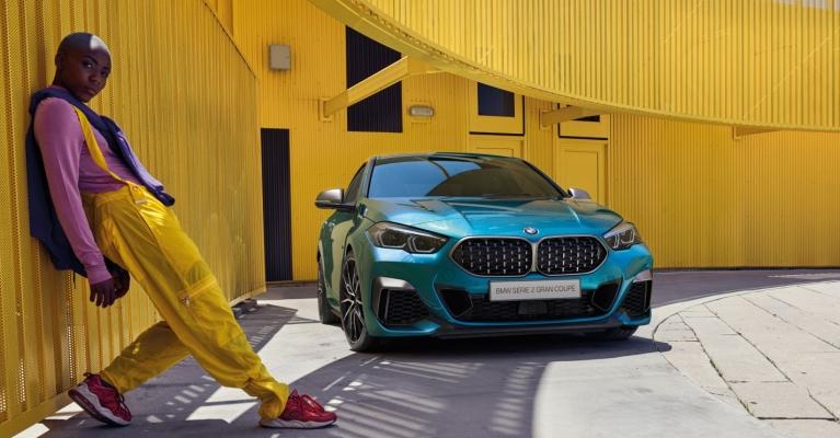 NOVO BMW SÉRIE 2 GRAN COUPÉ