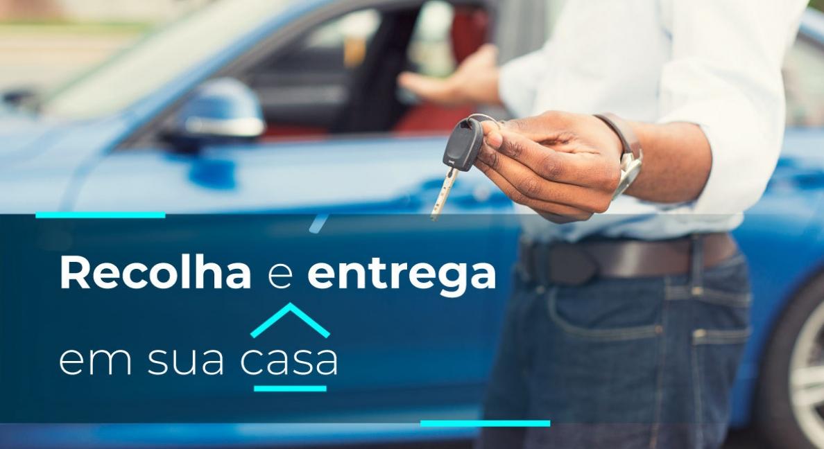 RECOLHA E ENTREGA EM CASA