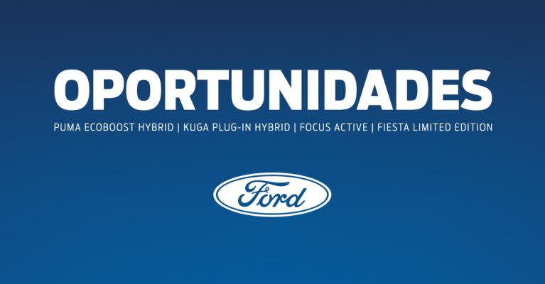 Oportunidades MCoutinho Ford