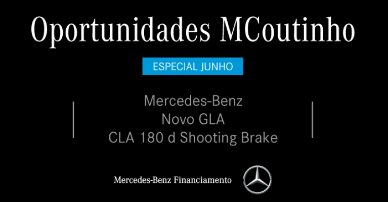 CAMPANHA MCOUTINHO MERCEDES-BENZ