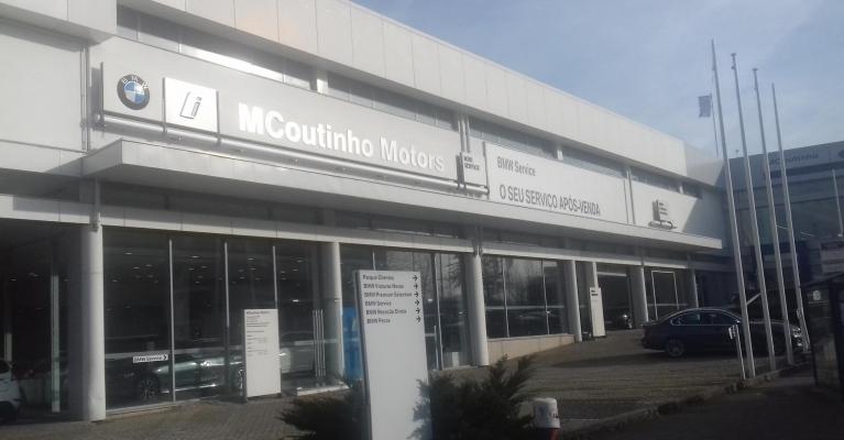 MCOUTINHO PREMIADA COMO MELHOR REPARADOR BMW 2019/20
