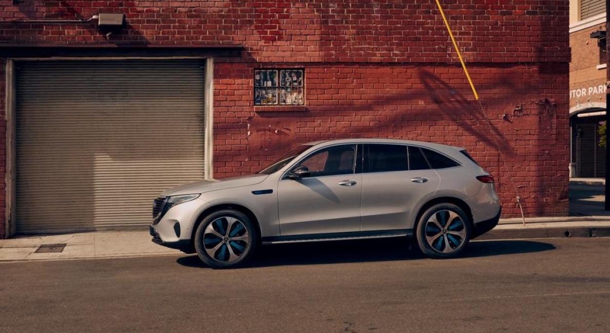 Mais do que um elétrico, é um Mercedes-Benz.