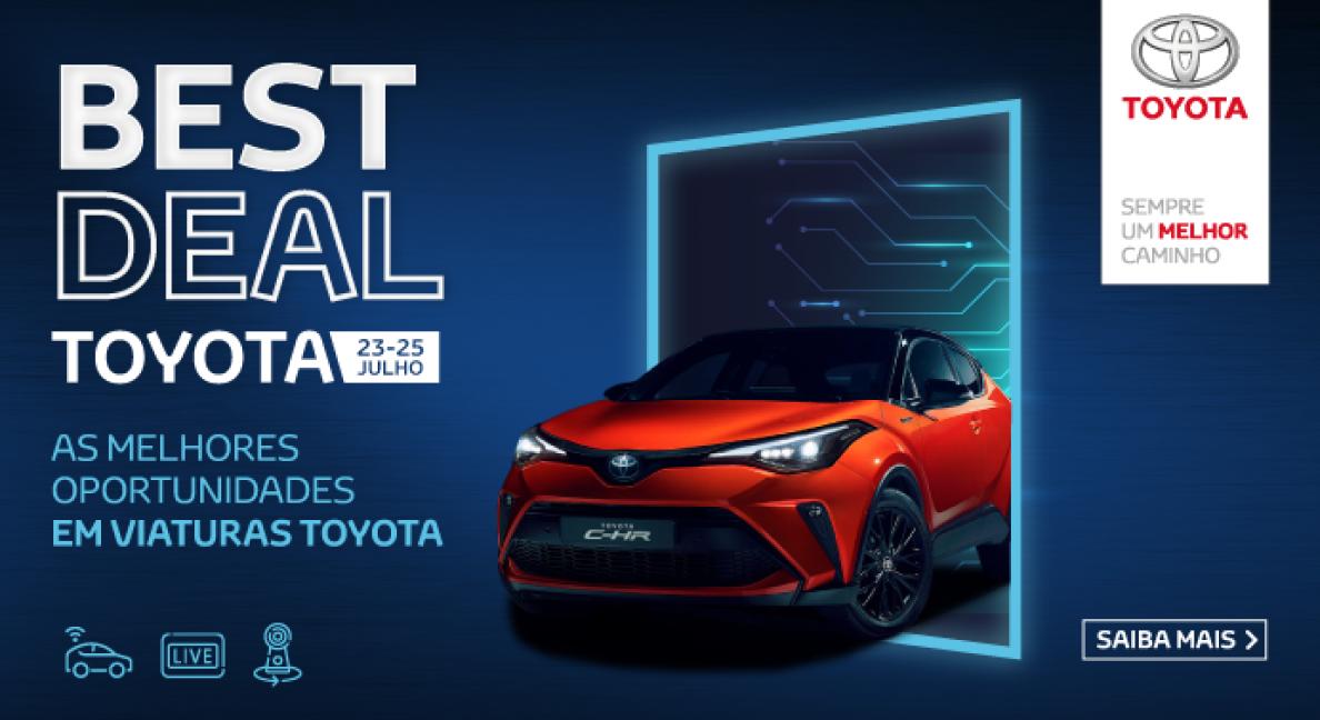 Best Deal Toyota