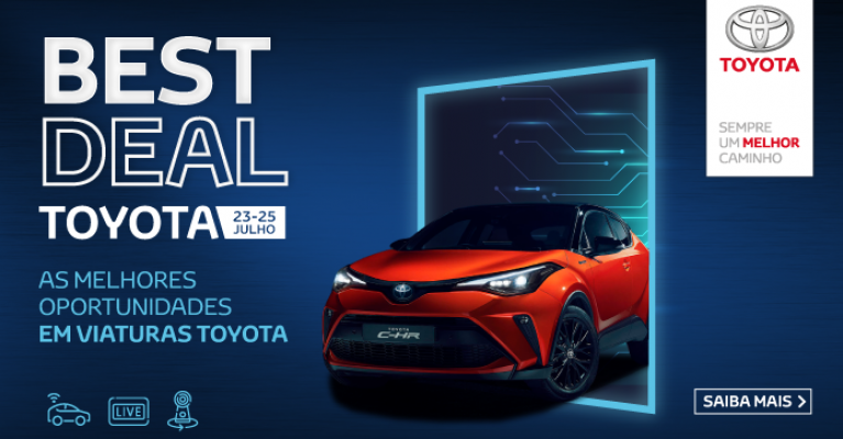 Best Deal Toyota