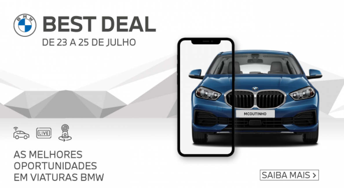 BEST DEAL BMW