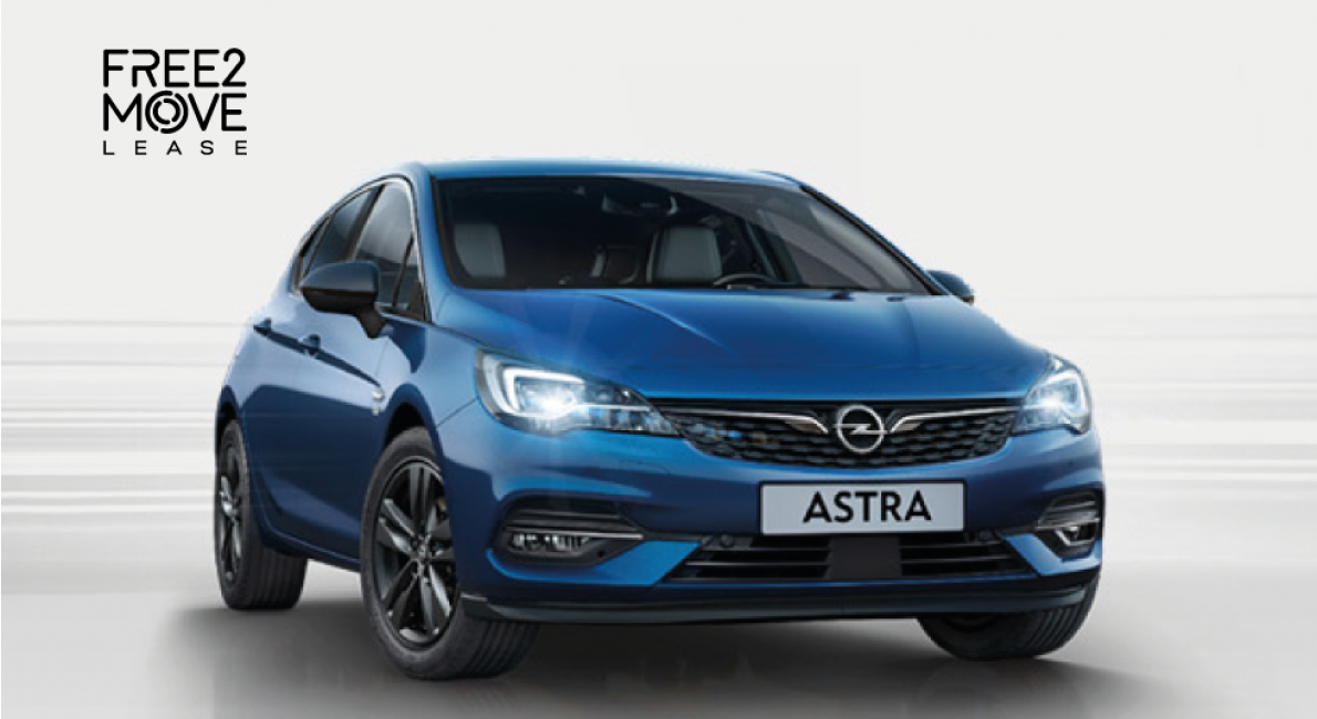 OPEL ASTRA GS LINE