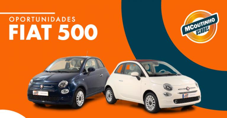 OPORTUNIDADES FIAT 500