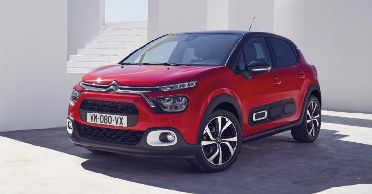Condução tranquila ao volante do novo Citroën C3