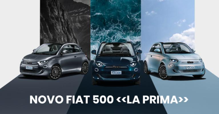 NOVO FIAT 500 «LA PRIMA»