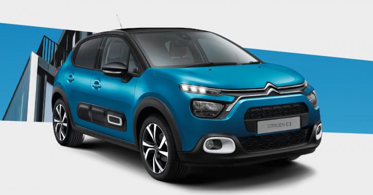 O Novo Citroën C3 está mais conectado com o mundo