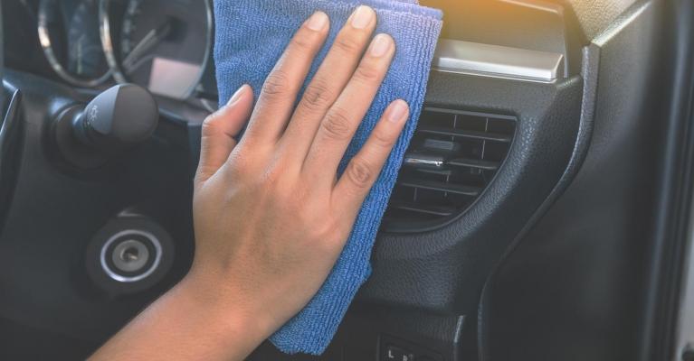 Lavagem e Higienização Automóvel