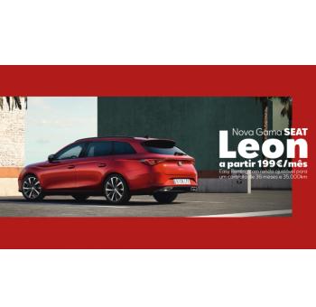 Chegou o Novo SEAT Leon Sportstourer!