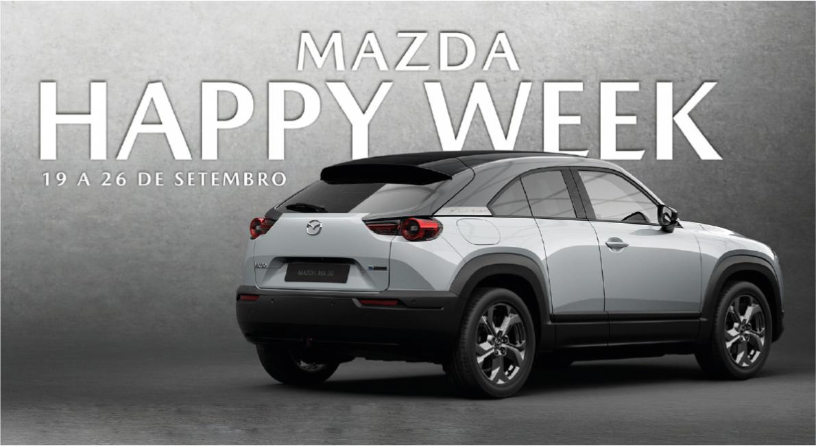 Mazda Happy Week