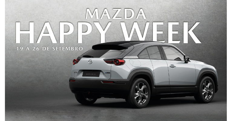 Mazda Happy Week