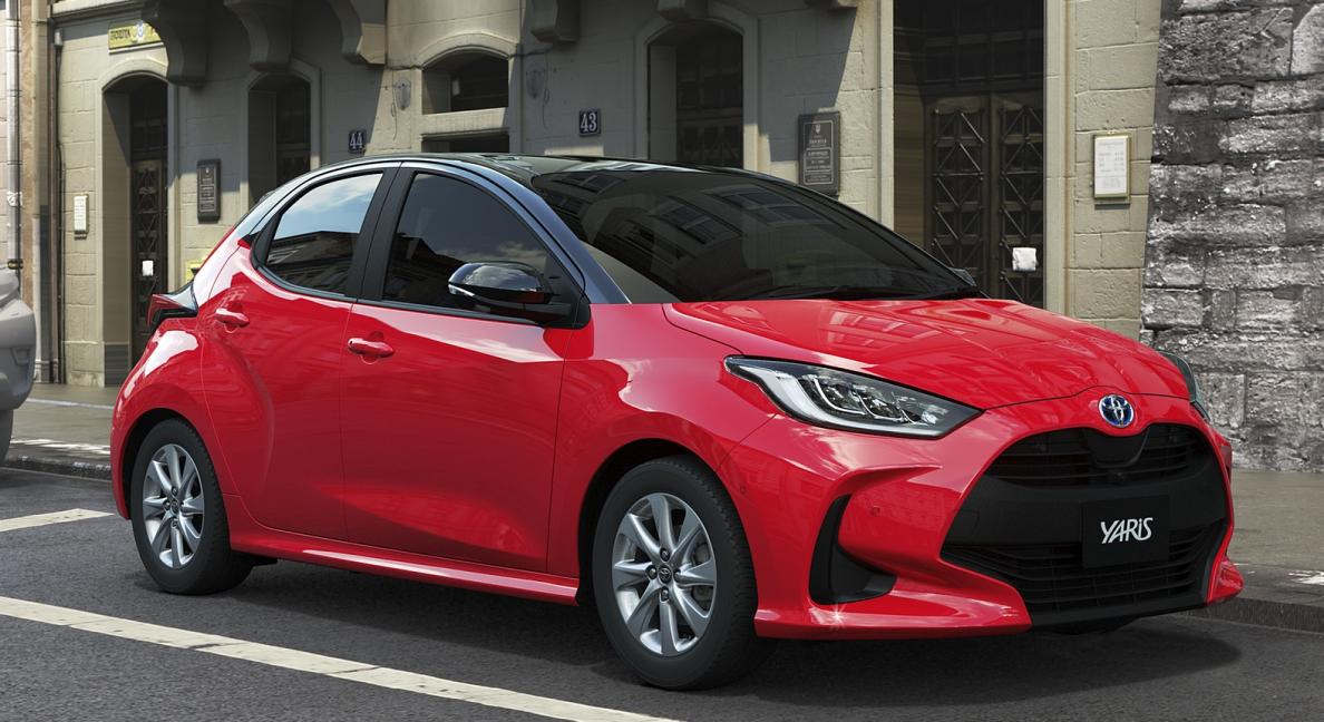 Novo Toyota Yaris
