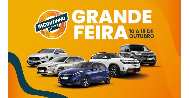 A Grande Feira de Vila Real | MCoutinho Usados