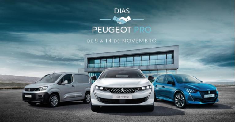 Dias Peugeot Pro
