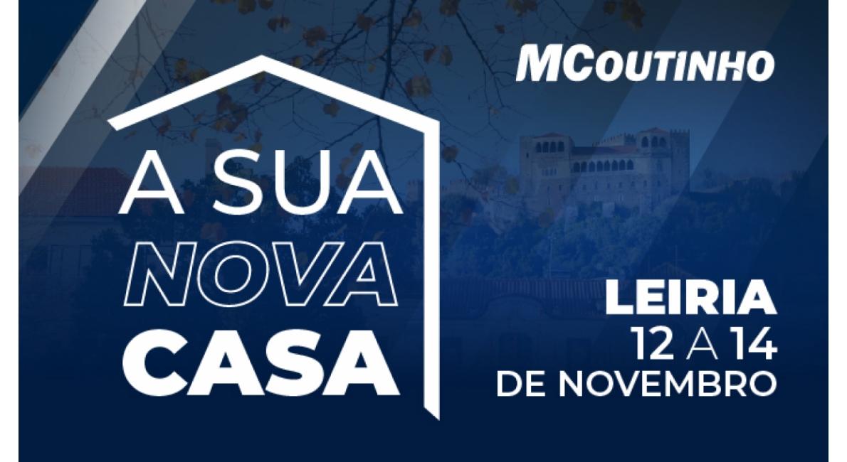 Venha conhecer a sua nova casa MCoutinho em Leiria!