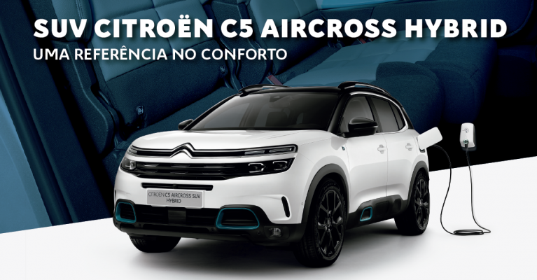 SUV Citroën C5 Aircross Hybrid