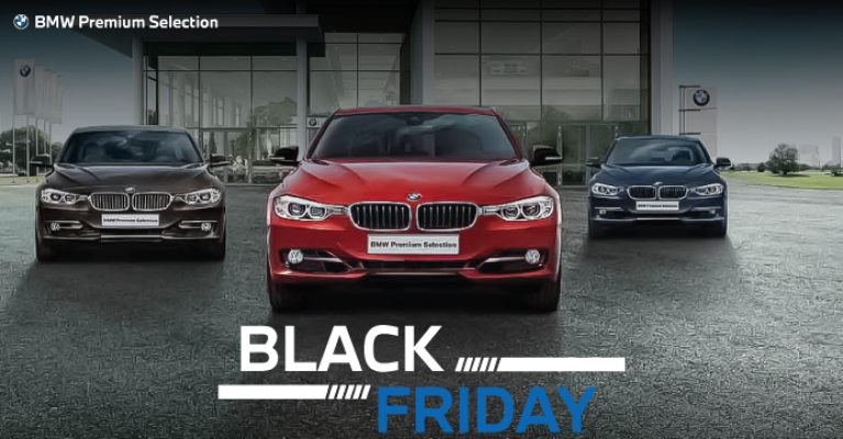 BLACK FRIDAY BMW NA MCOUTINHO